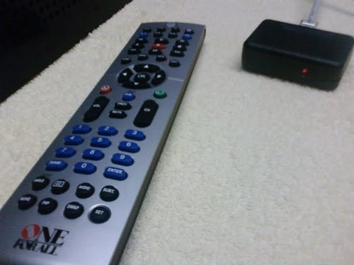 Control Your Desktop PC with a Remote Using LIRC