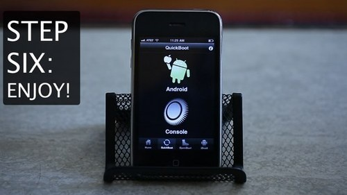 How to Install Android on an iPhone in Six Easy Steps