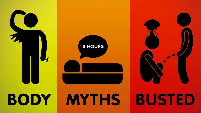 10 Stubborn Body Myths That Just Won't Die, Debunked by Science
