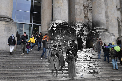 Photoshop Opens Time Portals Into World War II Ghost Dimension