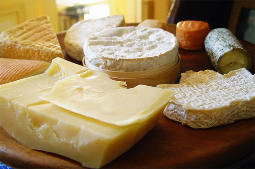 "Why Cheese is Like ""Dairy Crack"": Because It's Got Morphine In It"