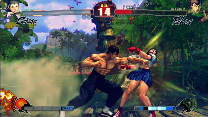 Capcom  Do Not Forsake 2D Fighting Games   Kotaku Australia Capcom  Do Not Forsake 2D Fighting Games