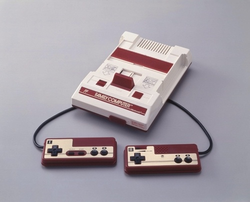 Report: Why Does The Nintendo Famicom Have The Color Red?