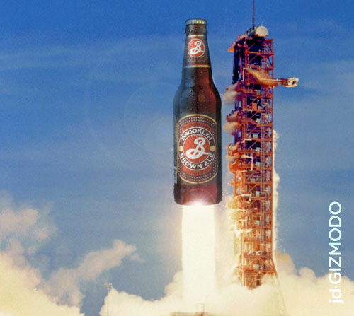 Astronauts Can't Enjoy Beer, But There's A Solution Coming ...