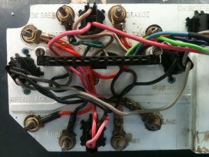 SLR Dash Wiring Diagram  Electrical  GMHTorana
