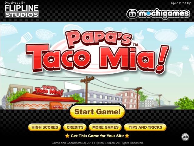Running Restaurant Games Online