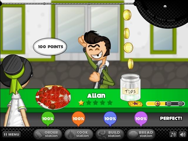 Free Online Restaurant Games