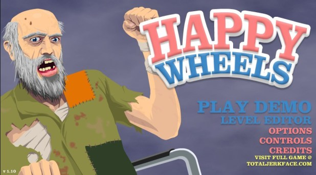 play happy wheels for free unblocked