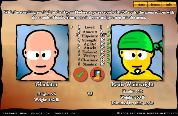 Swords and Sandals 1 Gladiator Hacked Cheats Hacked