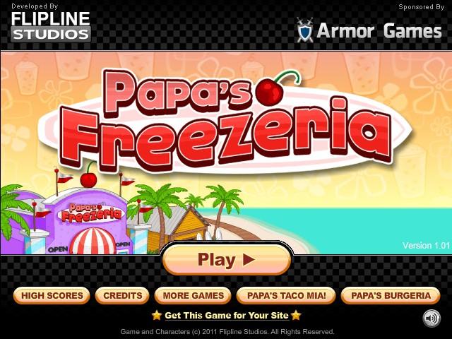 Play Online Restaurant Management Games