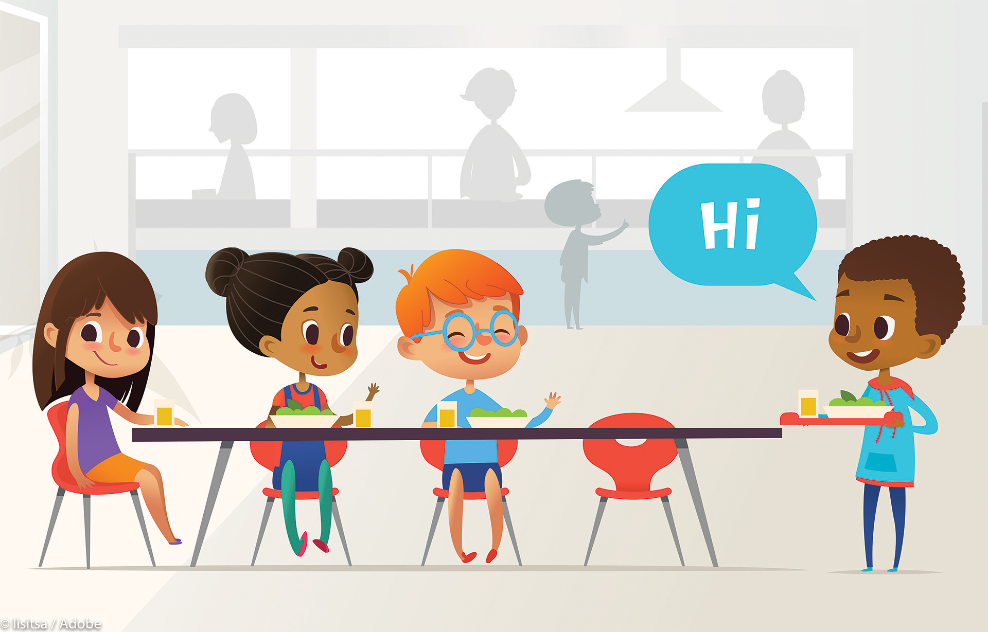 Five Tips For Helping Your Child Make Friends At School