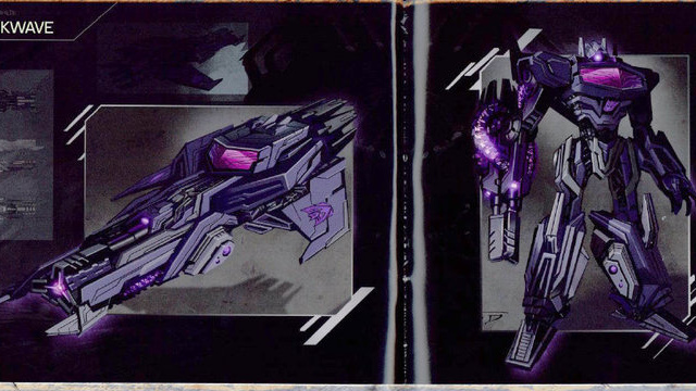 NEW Transformers Fall Of Cybertron Concept Art Looks Incredible 56k EXTREME System Wars
