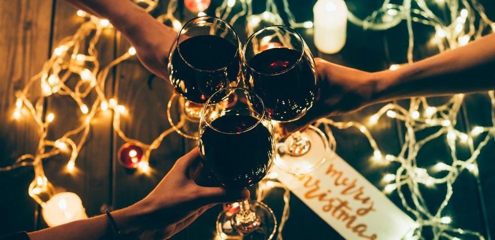 les champagnes et vins pour noel et le