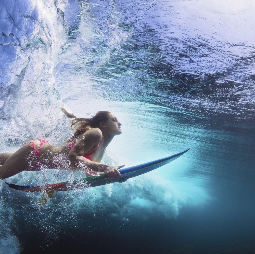 Top 10 Des Spots O Faire Du Surf Magazine Avantages