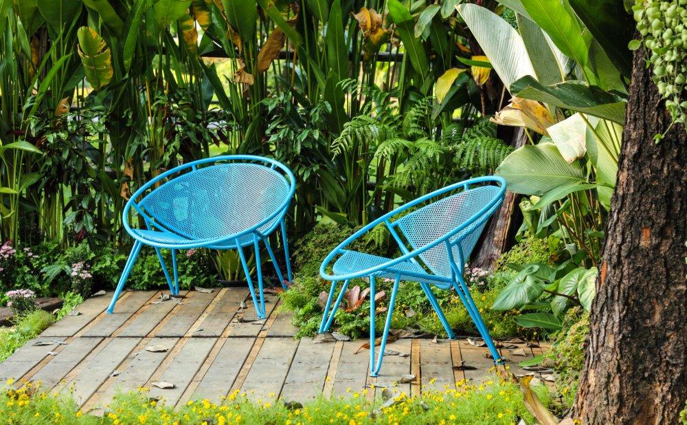 10 fauteuils d exterieur pour profiter