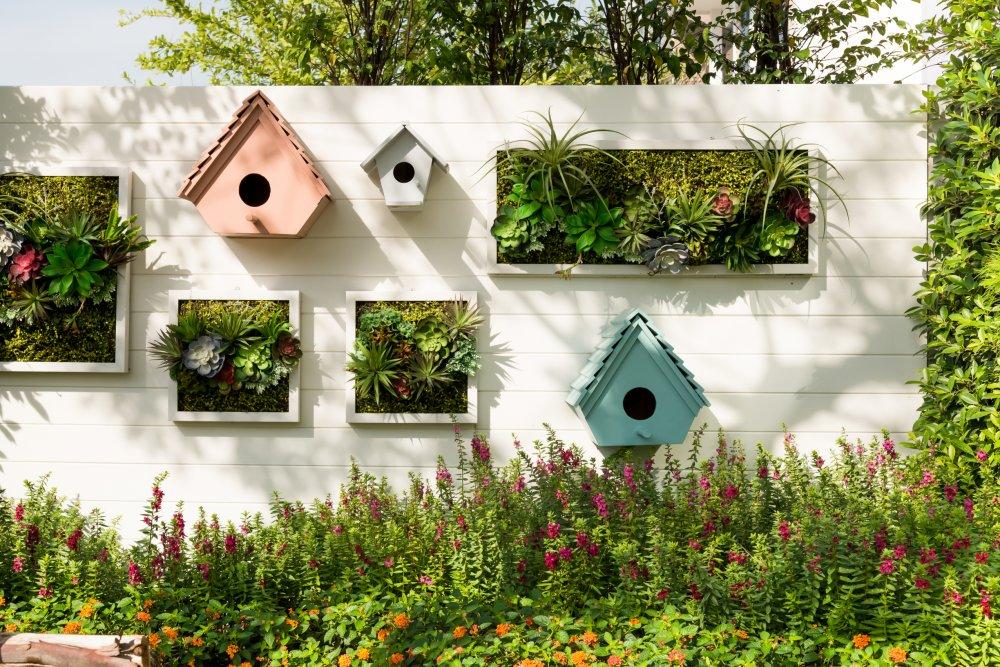 insolites pour decorer son jardin
