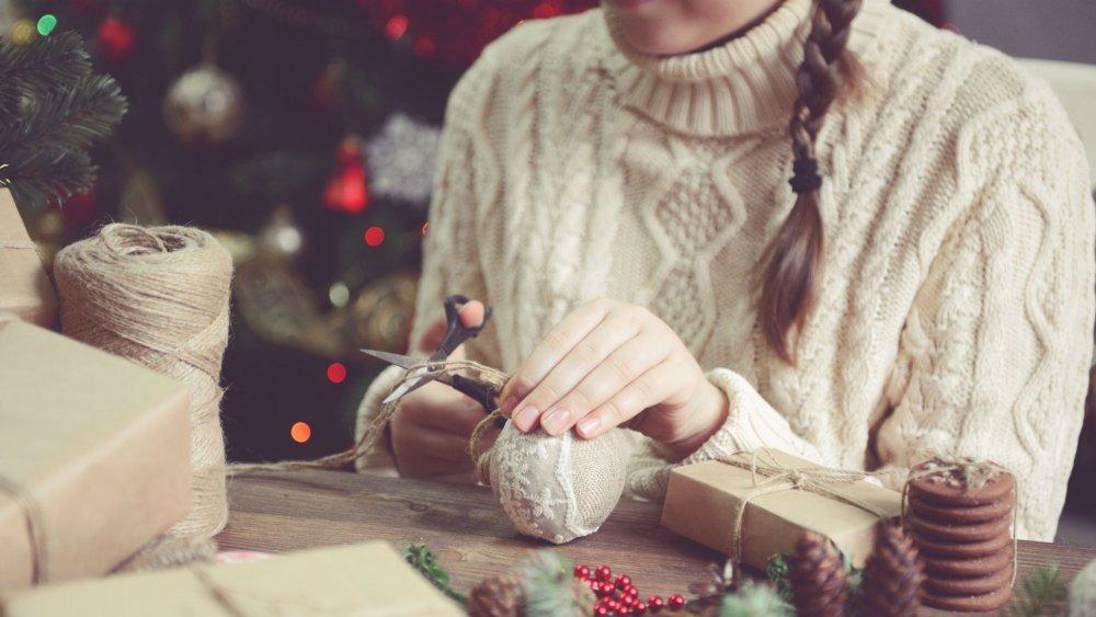 Nol 2017 Ides De Cadeaux Faits Maison