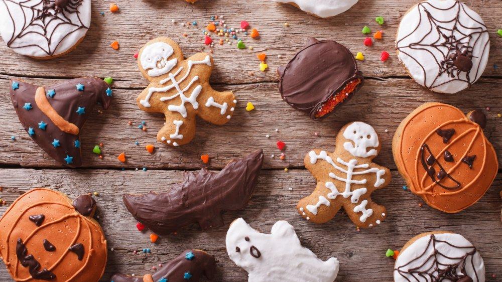 10 Recettes Effrayantes Pour Halloween Faire Avec Les