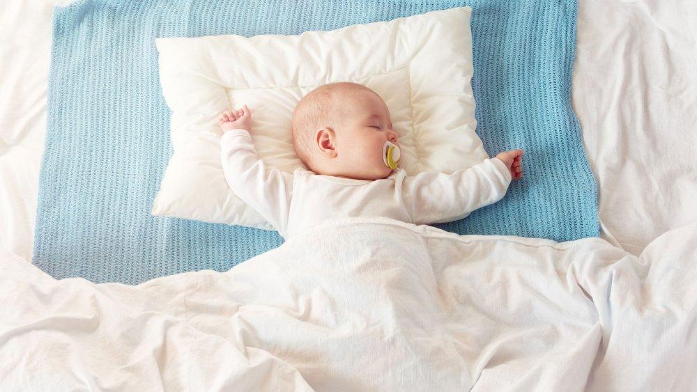 oreiller de bebe