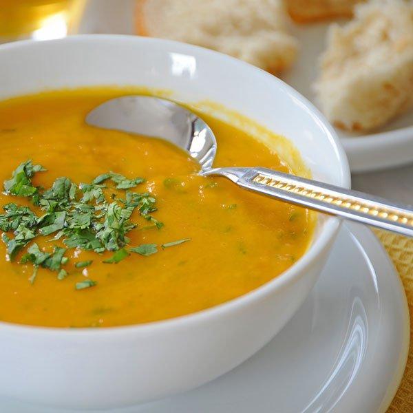 Soupe Carotte Poireaux Patate