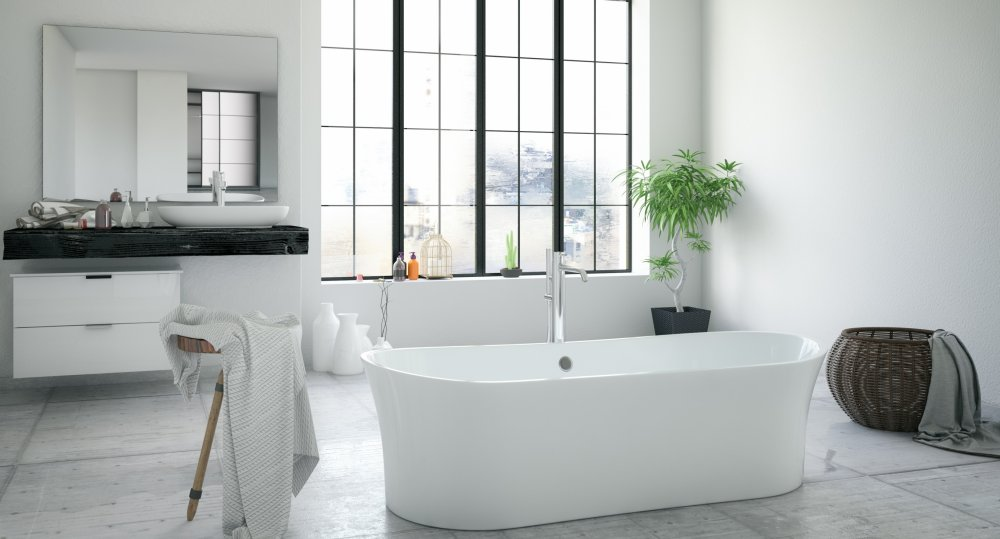 terre cuite pour votre salle de bains
