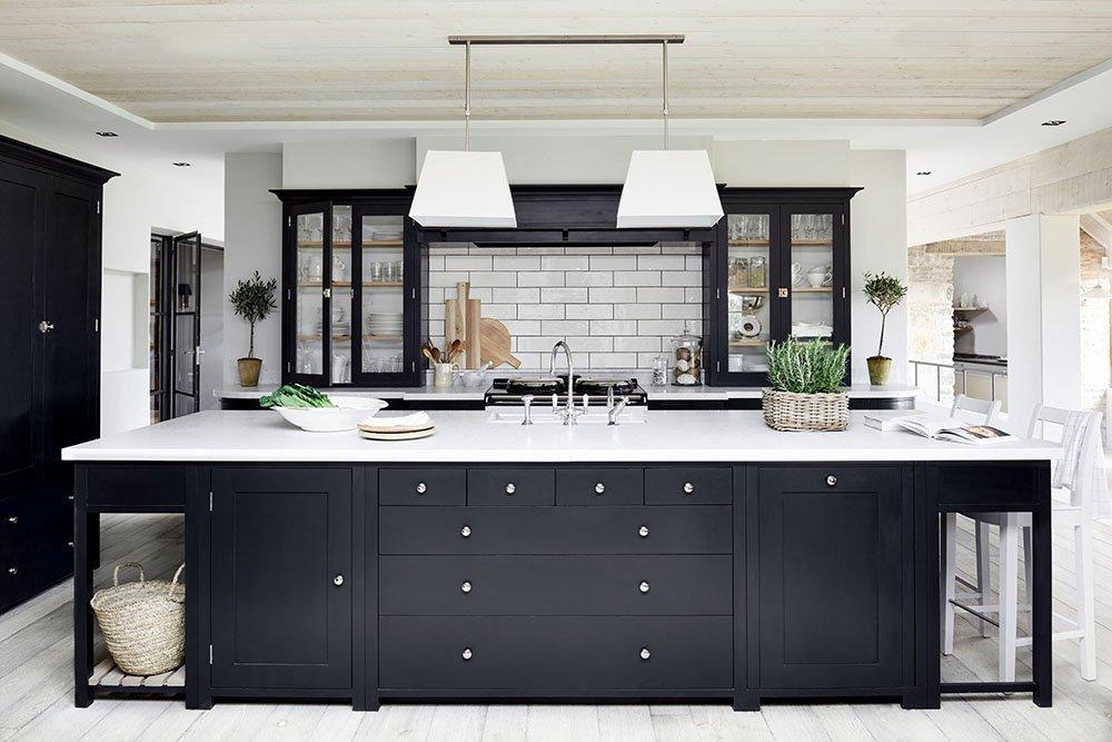 12 plans pour une cuisine familiale