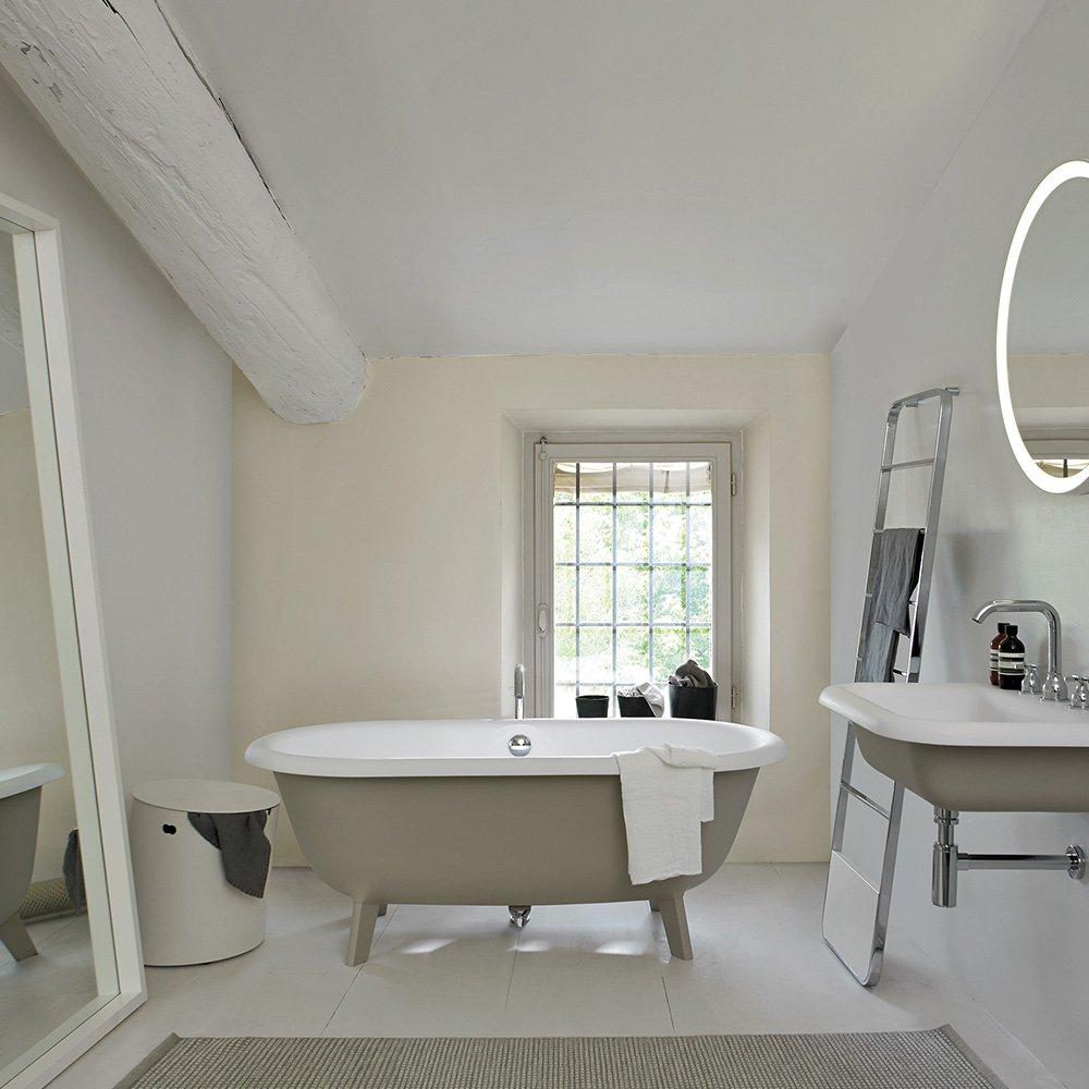 petite baignoire pour petite salle de