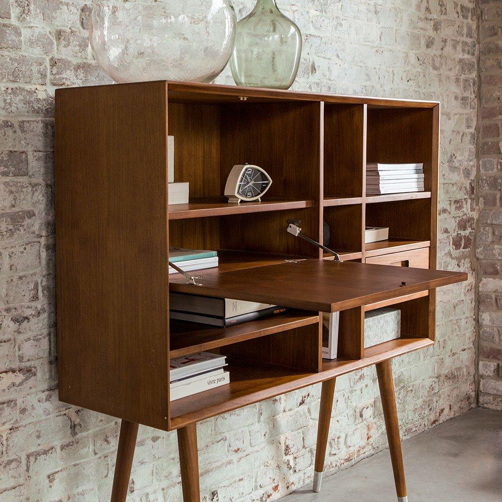 amazing bureau secretaire antique destin style vintage dcryptage de ce look rtro mais pas trop with bureau secretaire