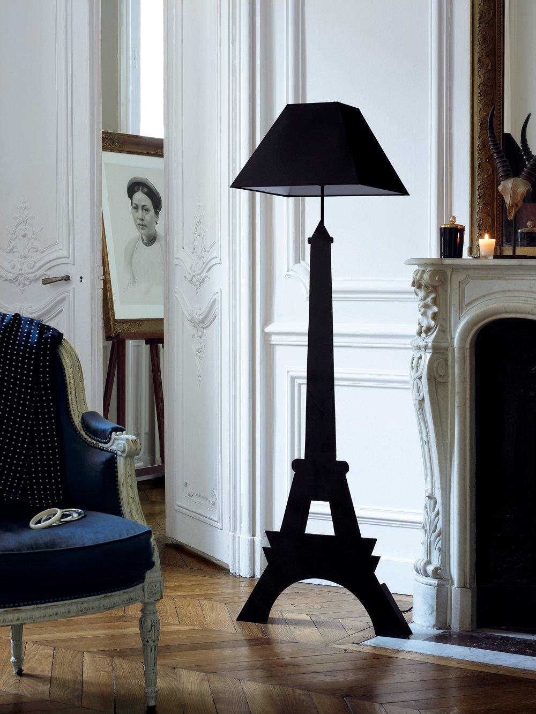 Une Lampe En Forme De Tour Eiffel Marie Claire
