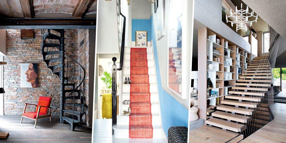 decorer son escalier nos plus belles
