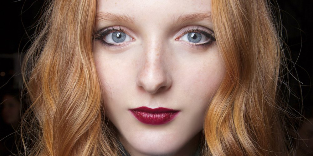 Maquillage Mettre En Valeur Ses Yeux Bleus Marie Claire