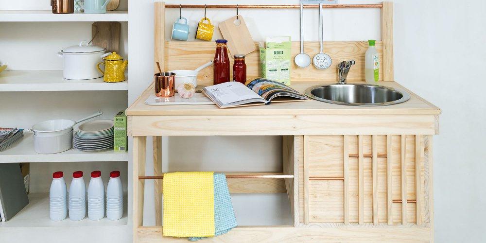 idee deco un mini meuble de cuisine