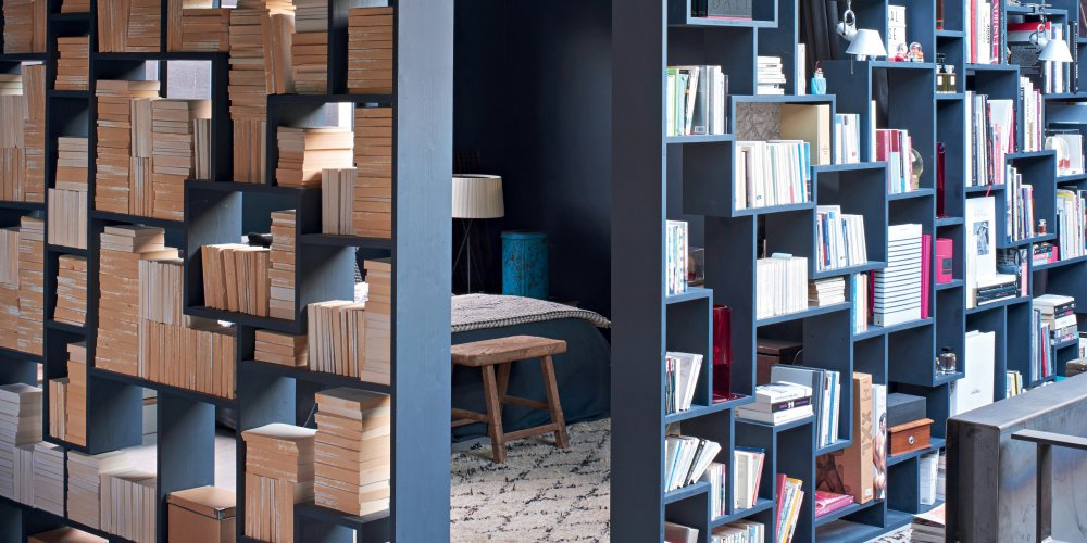 Bibliothque Design Nos Plus Belles Inspirations Marie