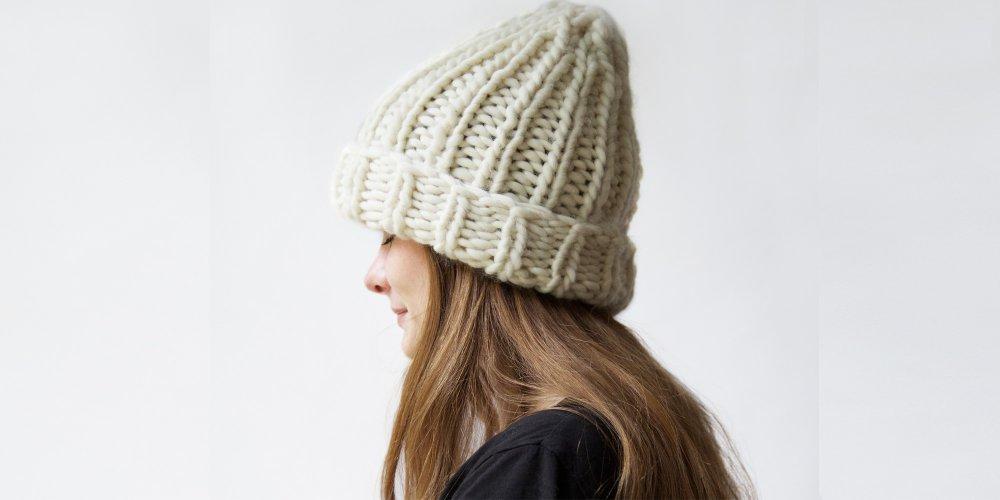 20 Patrons Pour Tricoter Un Bonnet Marie Claire