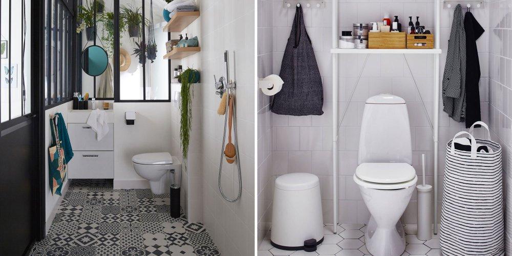 Dcorer Ses WC Toutes Nos Inspirations Marie Claire
