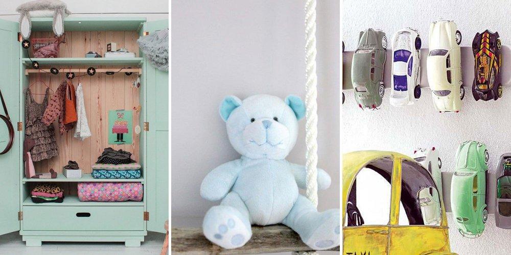 vous etes a la recherche de rangements astucieux pour la chambre de votre enfant decouvrez 8 idees faciles a realiser