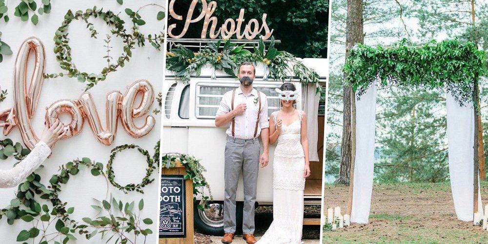 DIY Mariage 12 Ides Pour Faire Un Photobooth Original