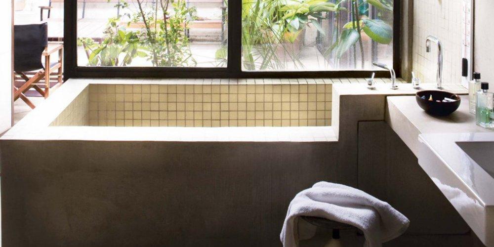 Comment Eviter L Humidite Dans La Salle De Bains Marie Claire