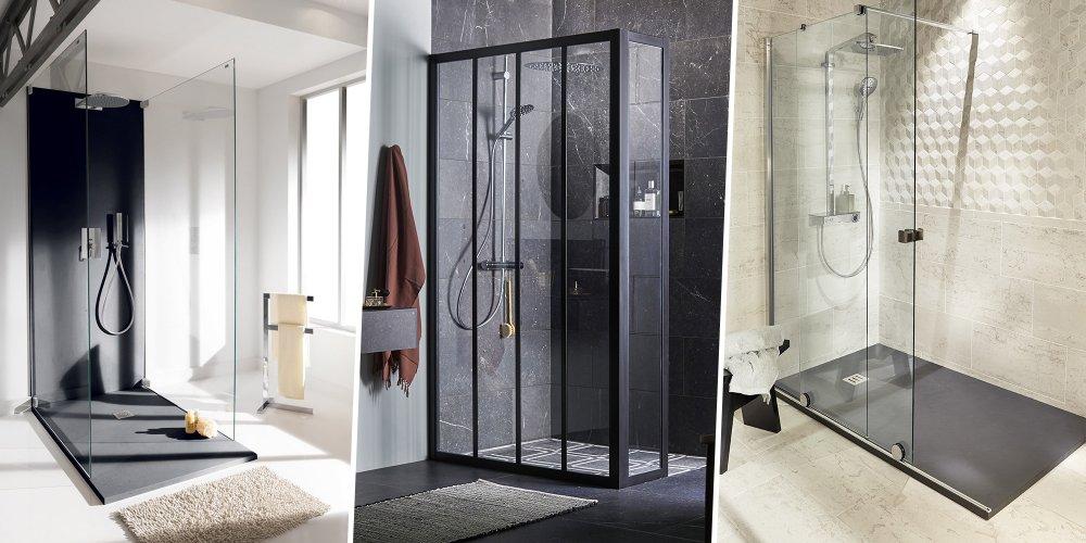 tres tendance la douche a l italienne est le type de douche le plus couramment adopte dans la salle de bains si ce dispositif de douche seduit autant