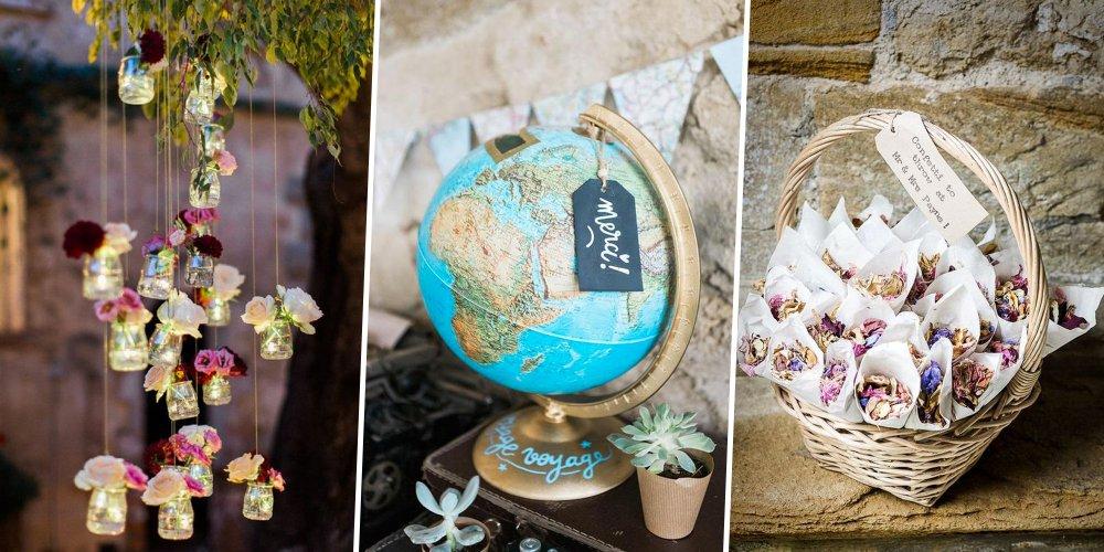 nous avons repere sur pinterest 15 idees de decoration de mariage a realiser soi meme inspirez vous de notre selection pour un mariage unique et original