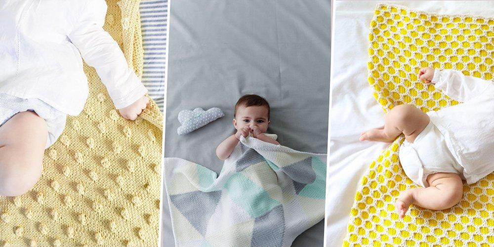 couvertures pour bebe a faire soi meme