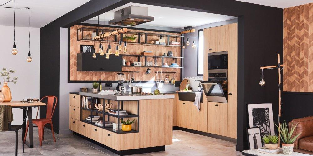 Cuisine Leroy Merlin Decouvrez Les Nouveautes 2019 Marie Claire