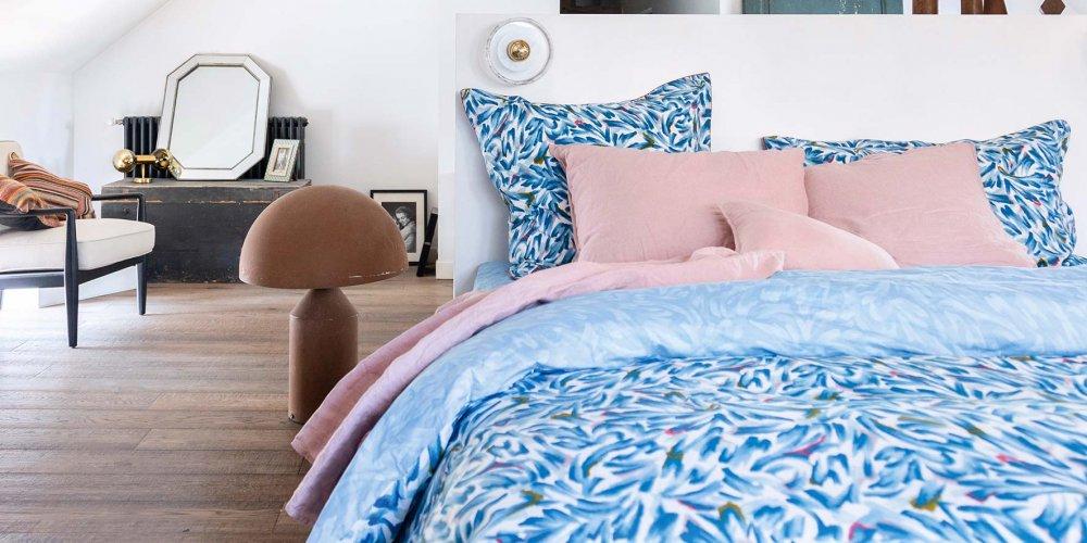 quoi de mieux pour renouveler le look de sa chambre que de commencer par changer le linge de lit voici 20 housses de couette tendance pour parfaire le