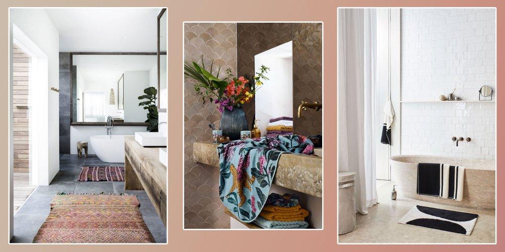 8 Idees Deco Pour Une Nouvelle Salle De Bains Marie Claire