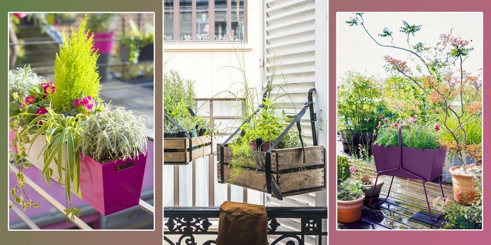 petite jardiniere pour le balcon 6