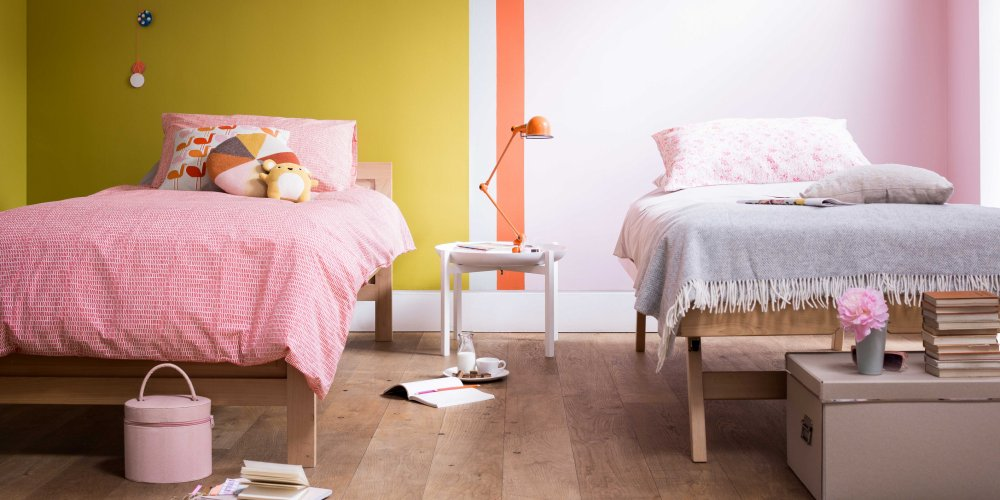 couleur d une chambre d enfant