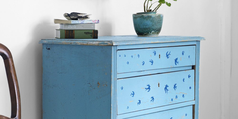 comment customiser une commode