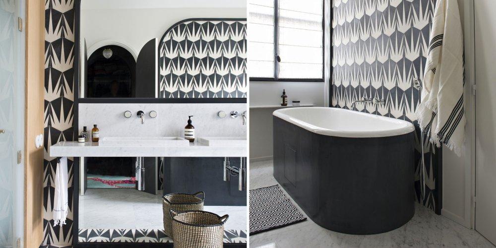 les plus belles salle de bains marie