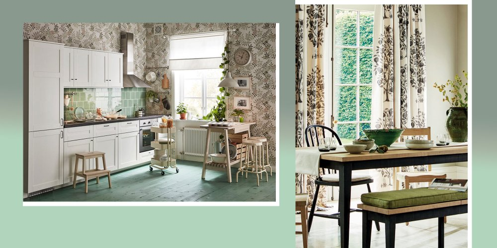 Style Anglais Comment Adopter Une Deco 100 Cottage Marie Claire