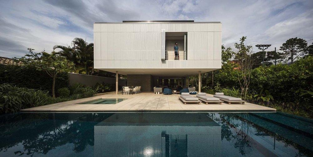 15 sublimes maisons sur pilotis pour